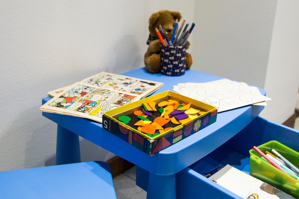 Studio Cima Franchi - tavolo bambini