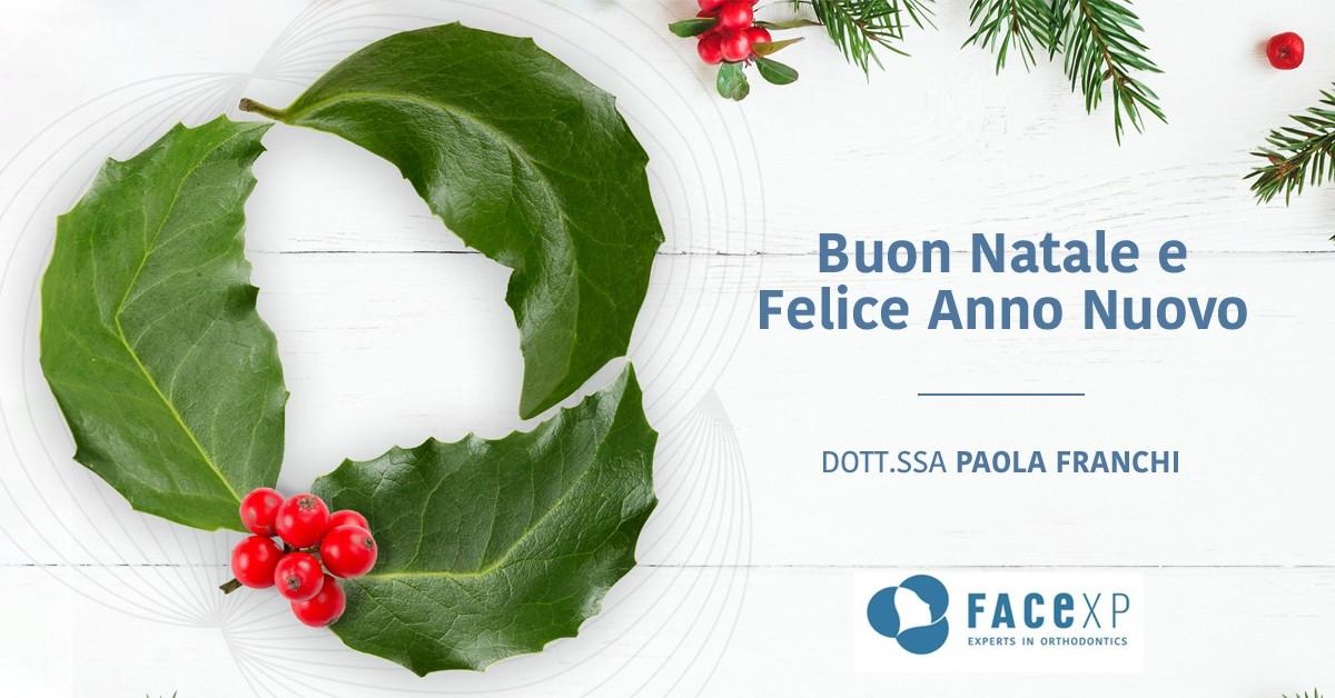 Buona Natale 2019 - Dott.ssa Paola Franchi